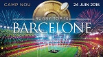 Finale TOP14 - CAMP NOU, Barcelone